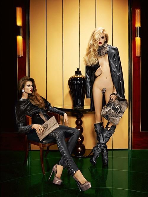 Imaginez-vous Lindsay Lohan dans le rôle d'égérie Philipp Plein ?