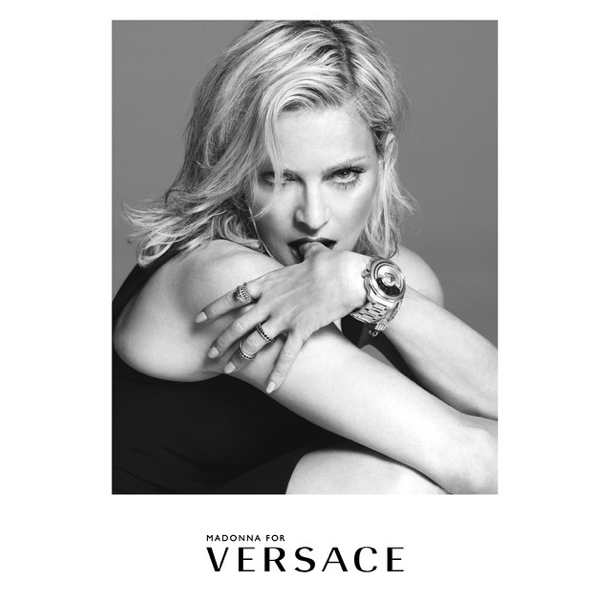 Mode : Madonna : elle remet le couvert avec Versace !