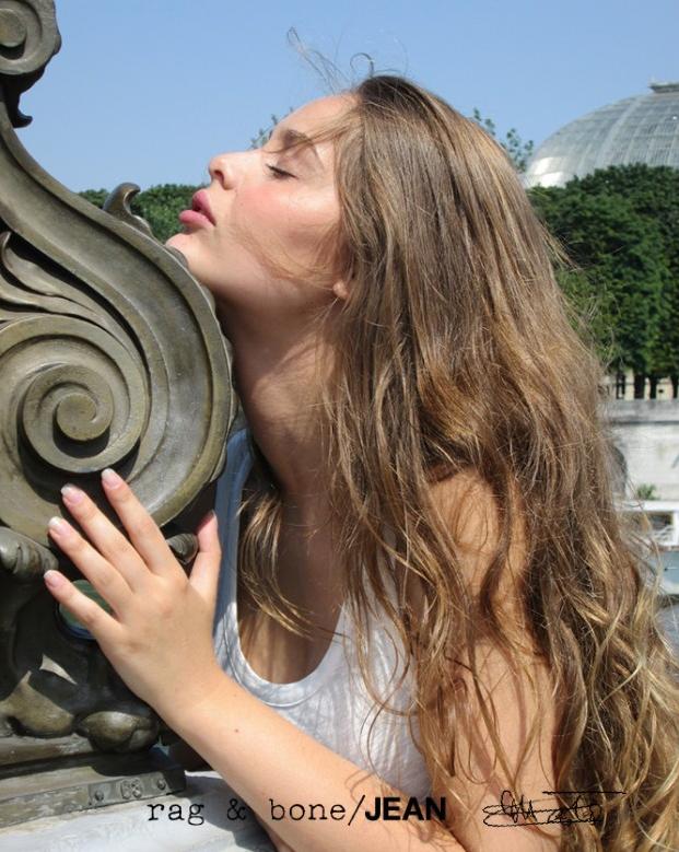 Mode : Marie-Ange Casta : égérie 2.0 pour rag & bone DIY !