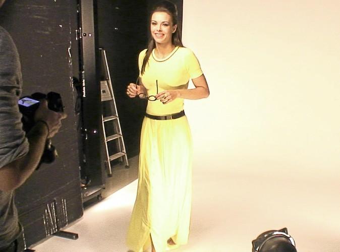 Look jaune et joli...