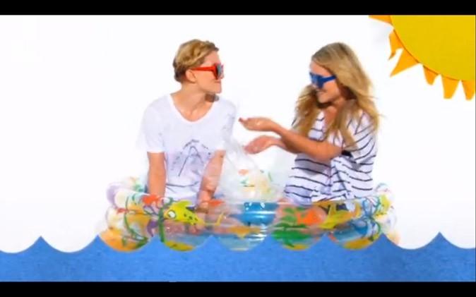 De l'eau dans le gaz entre les célèbres soeurs Olsen ?