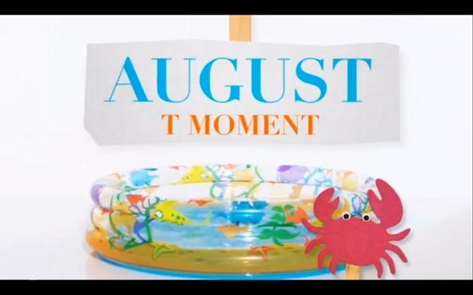 The T Moment, le rendez-vous mensuel des soeurs Olsen !