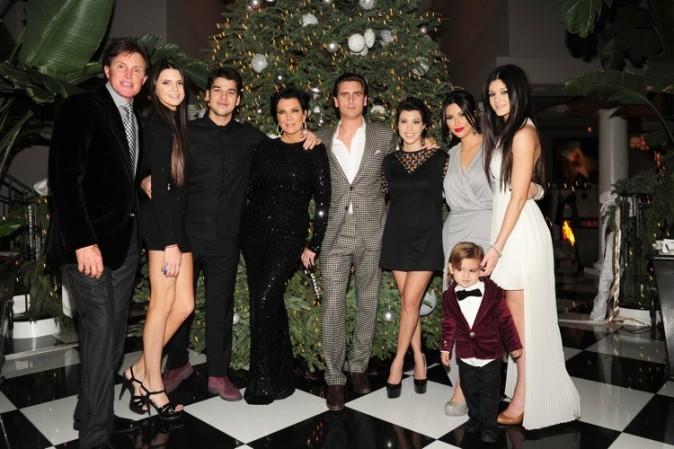 La famille au complet... Mason trop mignon!