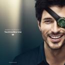 Andrès Velencoso pour la nouvelle campagne TechnoMarine