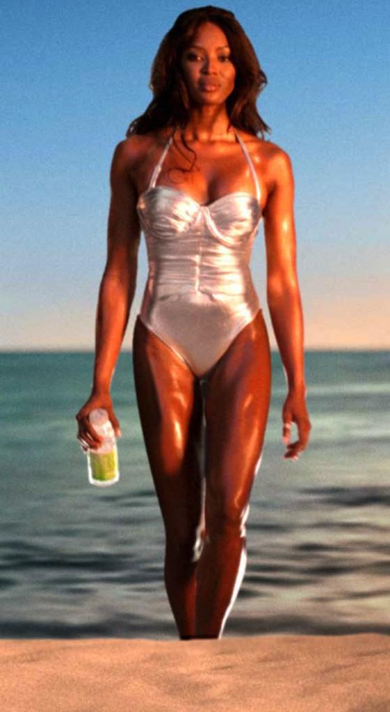 Naomi Campbell en 2008