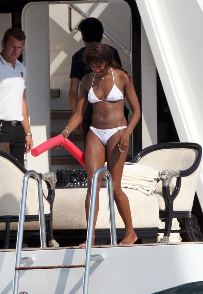 Naomi Campbell en 2010