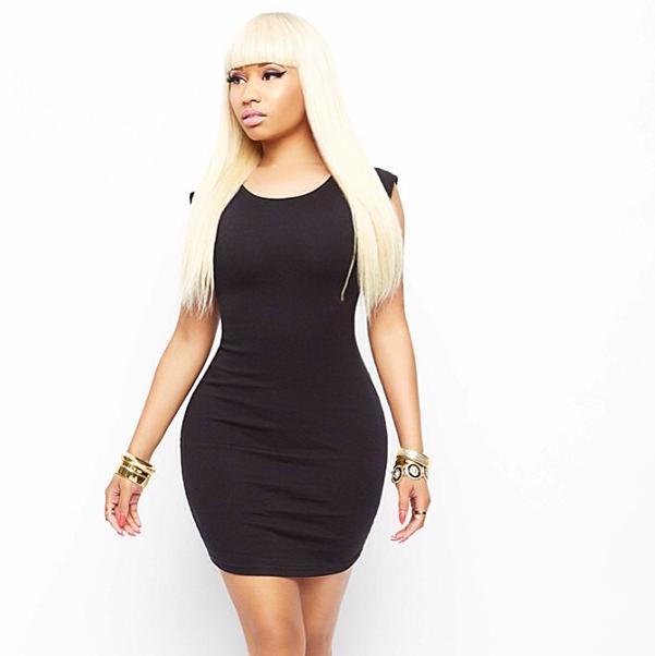 Mode : Nicki Minaj : une partie de sa collection pour K-mart dévoilée sur Instagram !