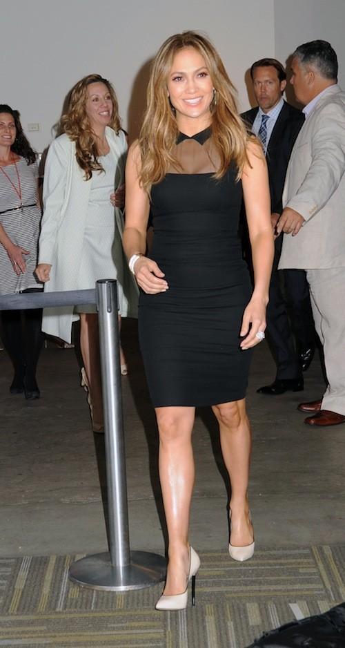 Jennifer Lopez, le 8 mai dernier