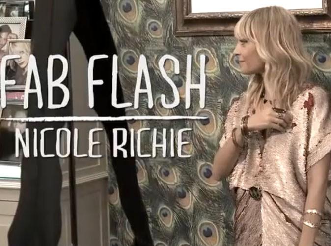 Nicole Richie parle de sa collection de vêtements !