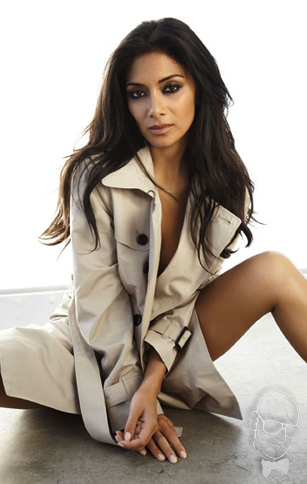 Nicole Scherzinger pour la collection printemps-été 2012 de London Fog