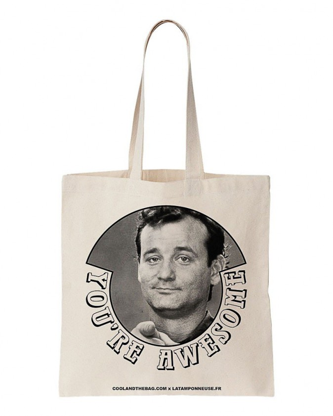 Cabas Bill Murray, Cool and the bag 15 €