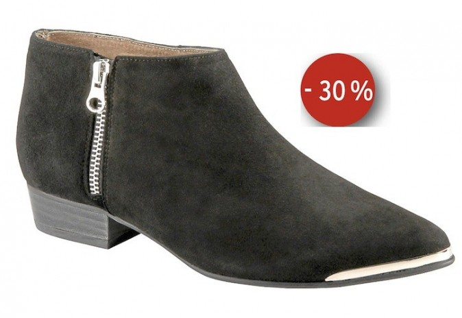Bottines basses Froande sur aldoshoes.fr
