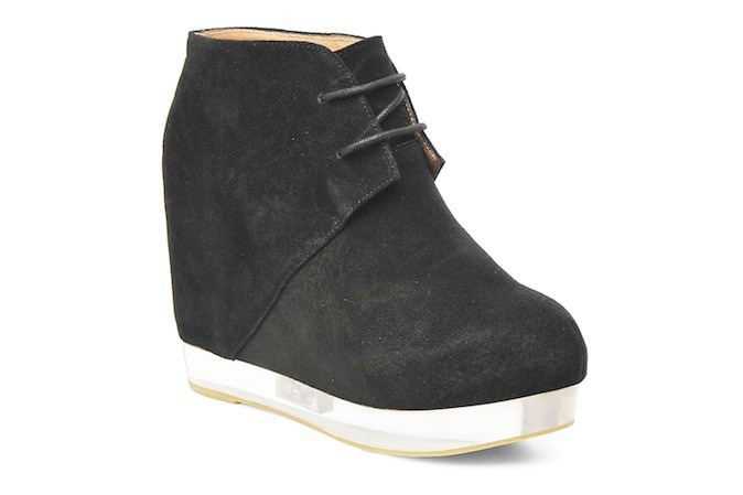 Boots Alexis Lights Jeffrey Campbell sur sarenza.com 190 €