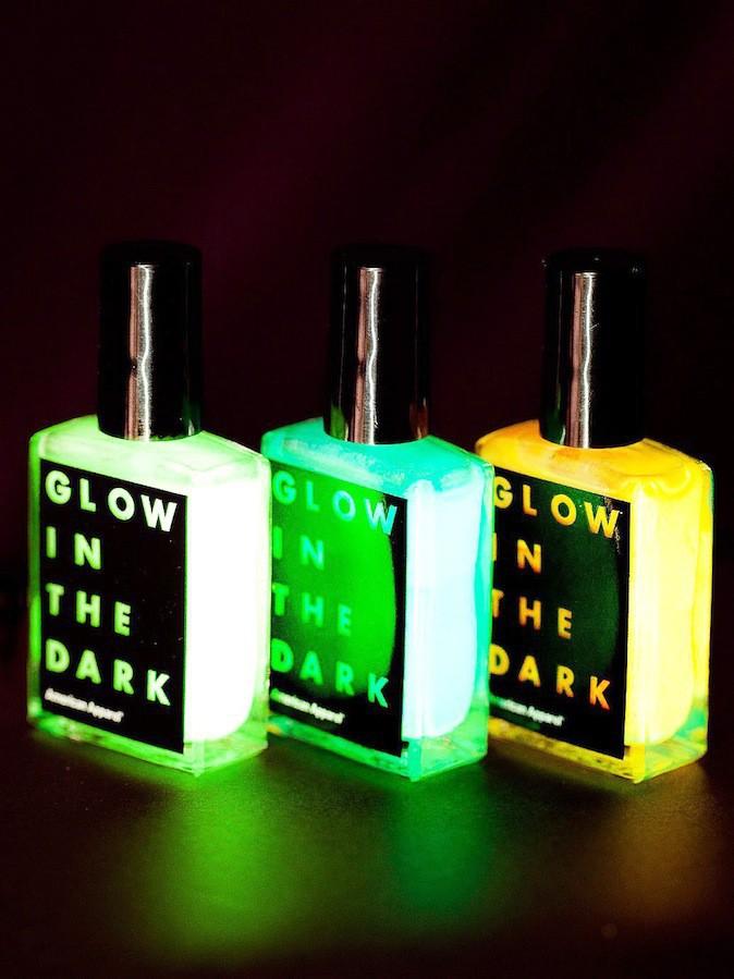 Vernis Glow in the dark, American Apparel 11 €