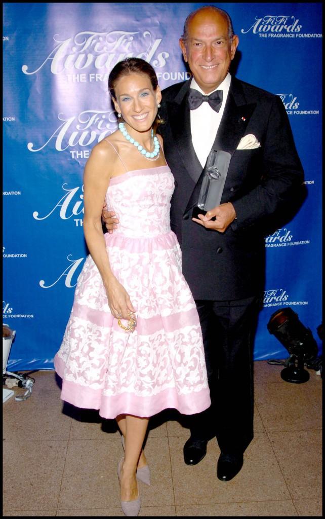 Avec Sarah Jessica Parker