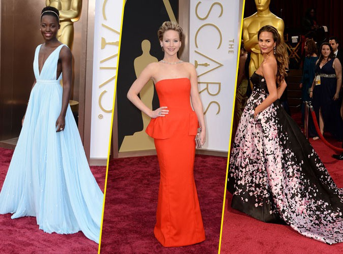Les 10 robes incontournables du red carpet des Oscars 2014 !