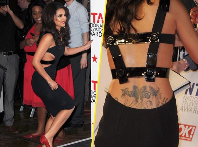 Cheryl Cole et son tatouage papillon !