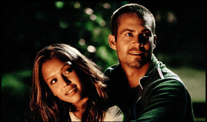 Jessica Alba et Paul Walker attendrissants...