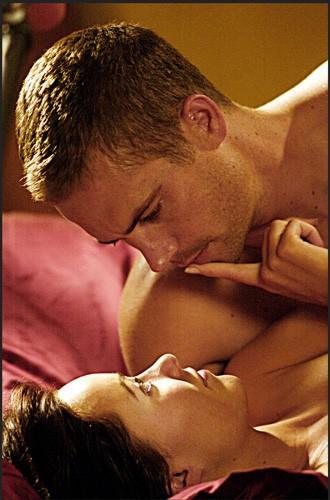 Olivia Wilde et Paul Walker très amoureux...