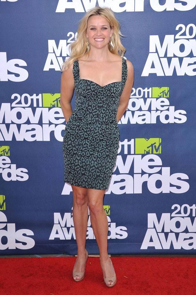 Reese Witherspoon est numéro 10 selon le magazine People !