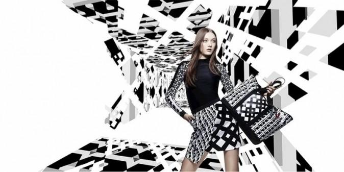 Mode : Peter Pilotto : Jourdan Dunn et Jessica Stam se déhanchent pour la nouvelle campagne de la marque !