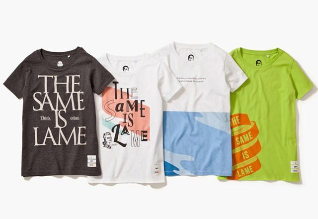 """La collection de T-Shirt """"I am Other"""" de Pharrell Williams pour Uniqlo"""