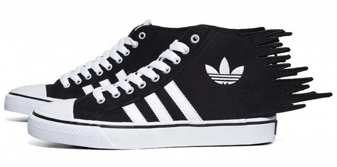 Adidas x Jeremy Scott Prix sur demande