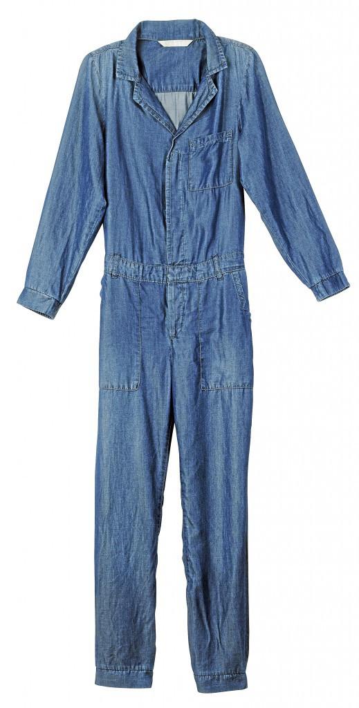 Combinaison en jean, Tati 24,99€