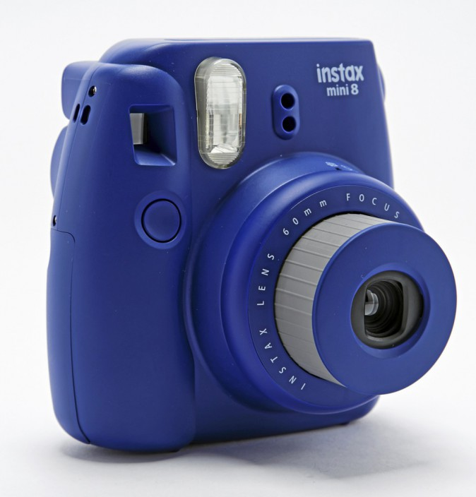 Appareil photo Instax Mini 8, Urban Outfitters x Fujifilm 90 €