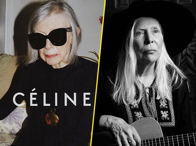 Mode : Photos : Céline et Saint Laurent : quand les maisons misent sur les personnes âgées !