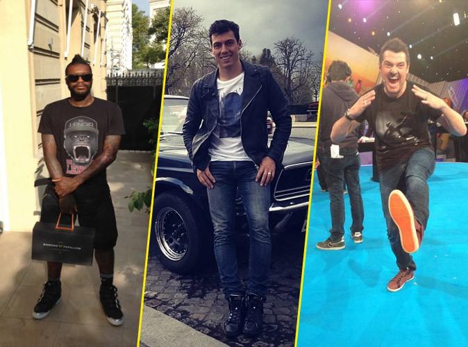 Mode : Photos : Djibril Cissé, Taig Khris, Arnaud Ducret... ils craquent tous pour Barons Papillom !