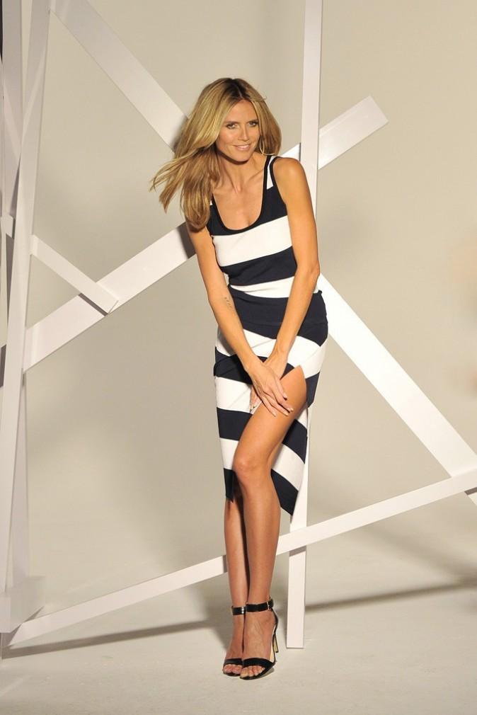 Heidi Klum pour Macy's