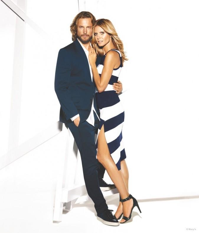 Mode : Photos : Heidi Klum revisite les tendances phares de la saison pour Macy's Inc !
