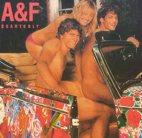 Mode : Photos : Jamie Dornan : complètement nu dans une campagne Abercrombie & Fitch !