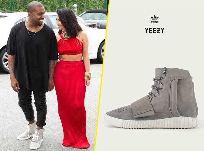 Mode  Photos  Kanye West x Adidas  La Yeezy Boost dévoilée à la Fashion Week !
