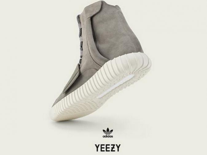Mode : Photos : Kanye West x Adidas : La Yeezy Boost dévoilée à la Fashion Week !