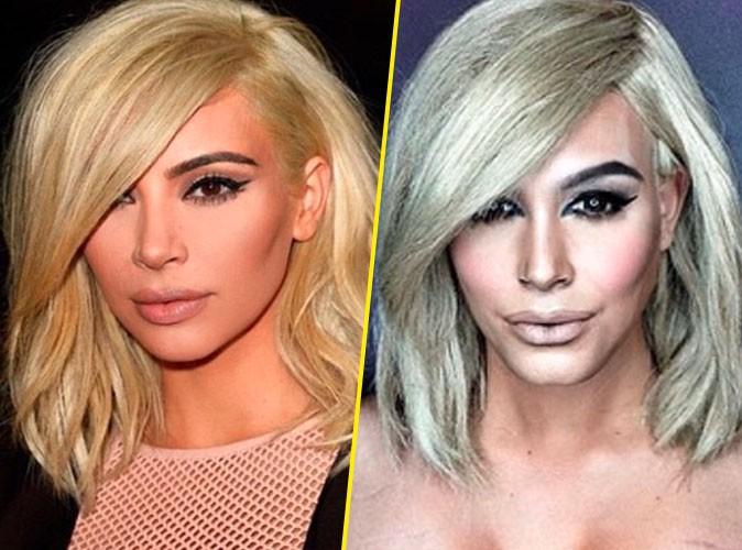 Paolo Ballesteros : Il se transforme en ... Kim Kardashian !