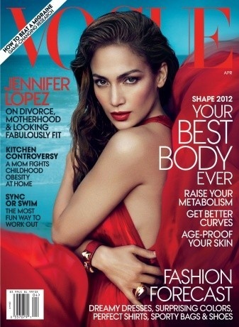Jennifer Lopez, divine en 2012