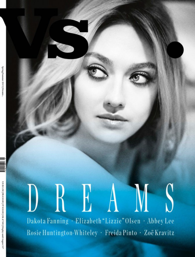 Mode : Photos : Rosie Huntington-Whiteley, Dakota Fanning, Elizabeth Olsen... Autant de bombes pour WS. Magzine !