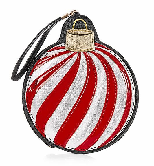Pochette boule de Noël, New Look 14,99€