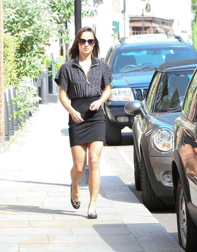 Juillet 2011 : Pippa Middleton à Londres