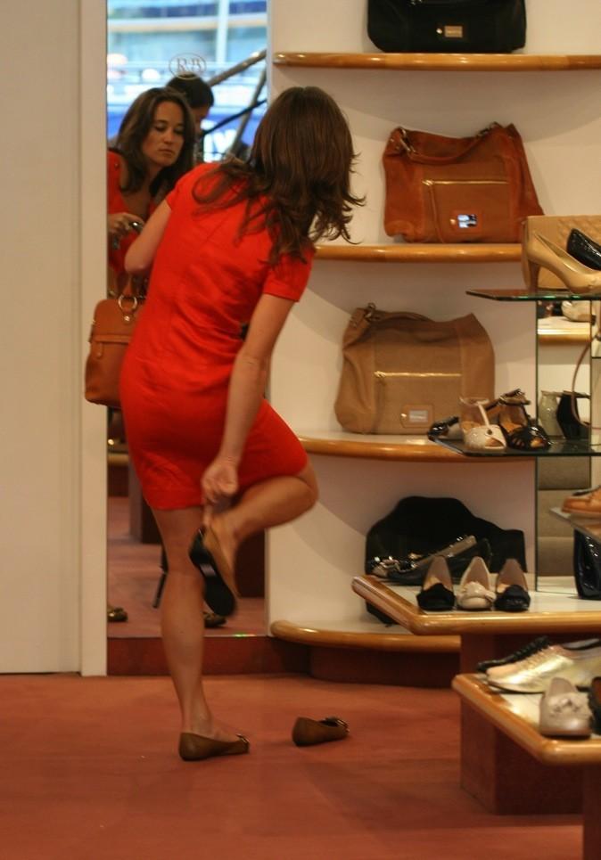 Juin 2011 : Pippa Middleton à Londres