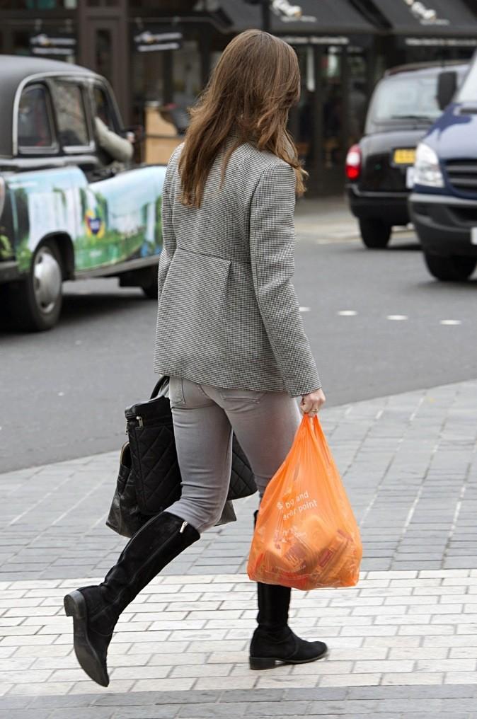 Novembre 2011 : Pippa Middleton à Londres