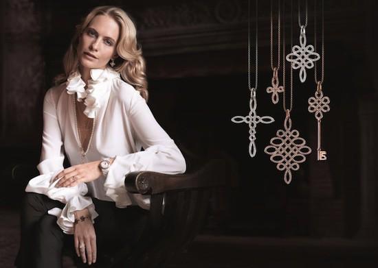 Mode : Poppy Delevingne : une beauté mélancolique et romantique pour Thomas Sabo !