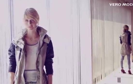 Mode : Poppy Delevingne: une égérie coquine et sexy pour Vero Moda !
