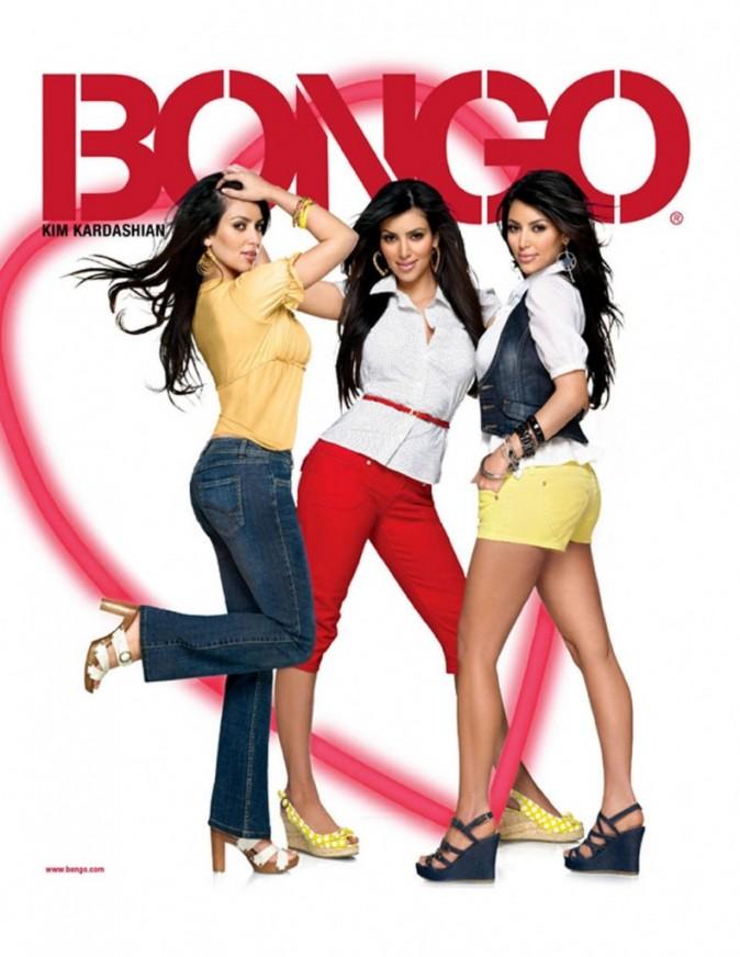 Kim Kardashian, ancienne égérie de Bongo