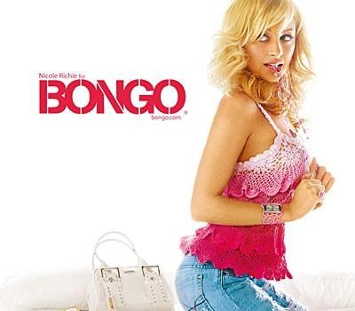 Nicole Richie, ex-égérie de Bongo