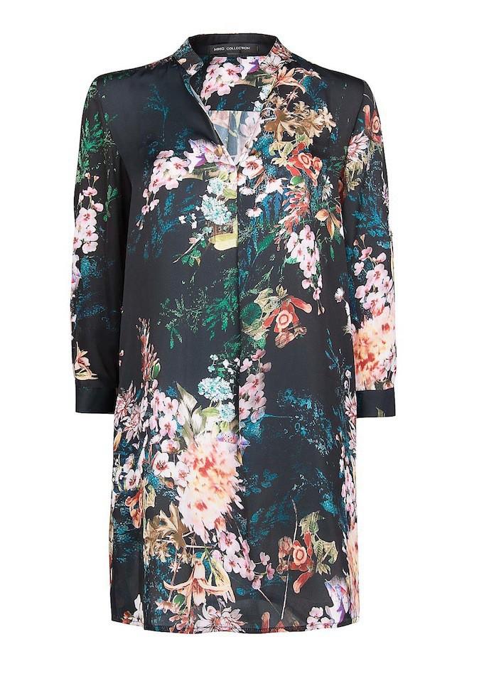 Robe chemise, Mango 49,99€