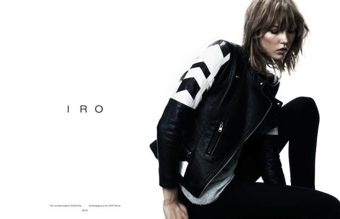 Karlie Kloss pour Iro !