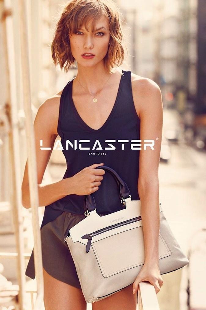 Karlie Kloss pour Lancaster !